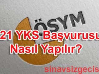 2021-YKS-Basvurusu-Nasil-Yapılır