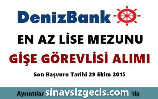 denizbank-is-ilani